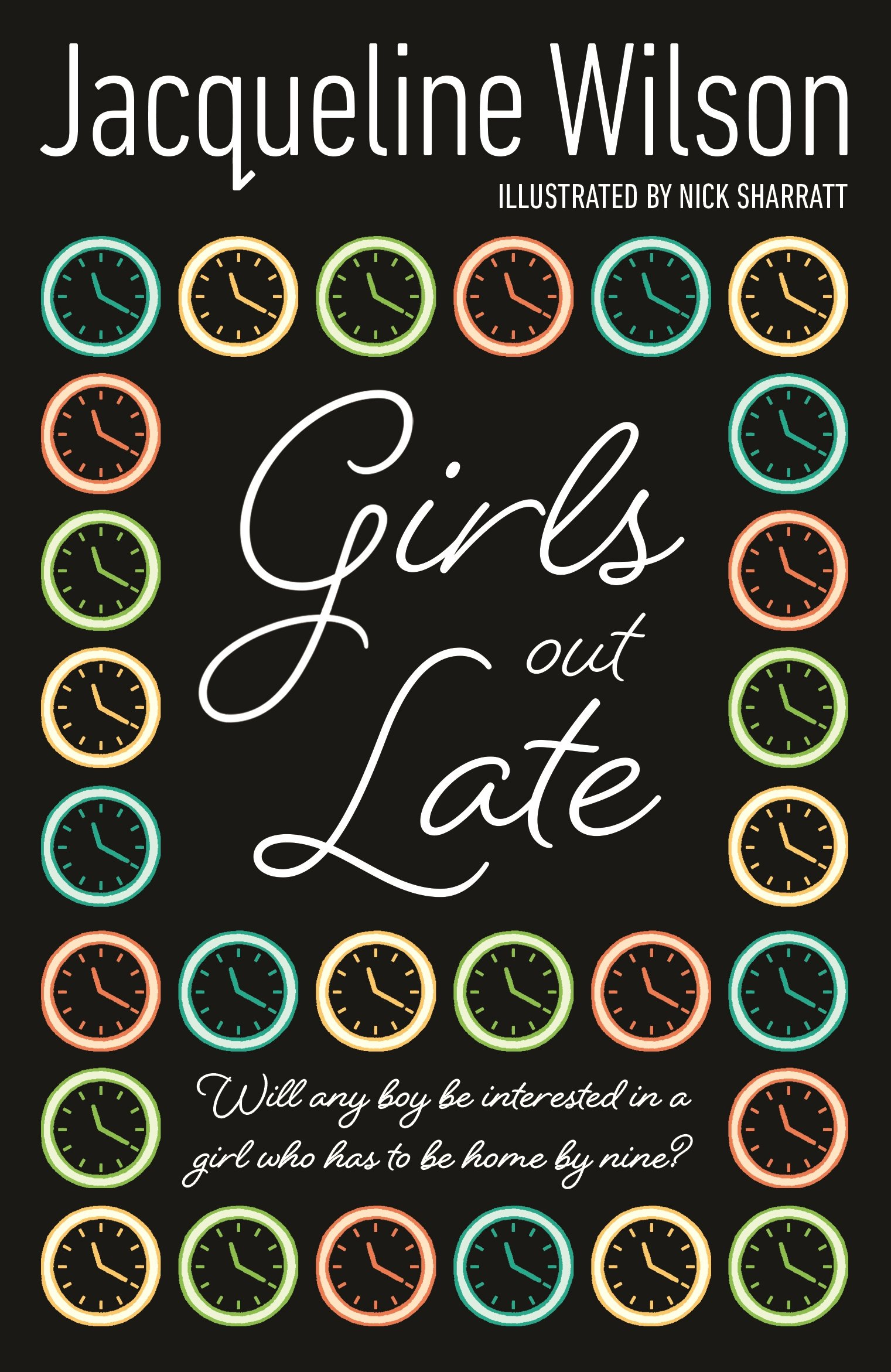 Girls Out Late  - (PB)
